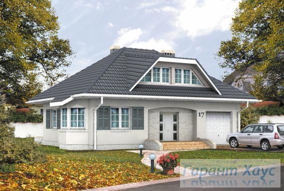Проект одноквартирного дома № 130