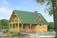 Проект одноквартирного дома № 293