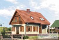 Проект одноквартирного дома № 118