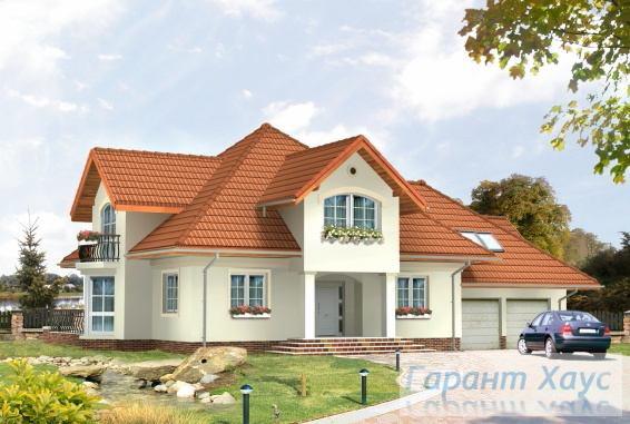 Проект одноквартирного дома № 35