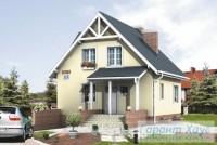 Проект одноквартирного дома № 179