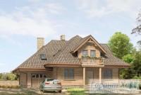 Проект одноквартирного дома № 202