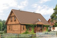 Проект одноквартирного дома № 278