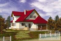 Проект одноквартирного дома № 255