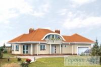 Проект одноквартирного дома № 14