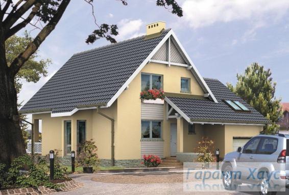 Проект одноквартирного дома № 339
