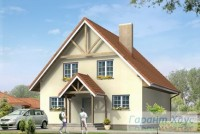 Проект одноквартирного дома № 140