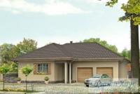 Проект одноквартирного дома № 251