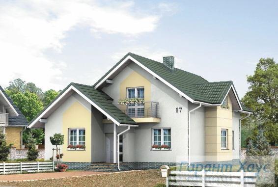 Проект одноквартирного дома № 159