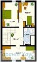 78-proekt.ru - Проект Одноквартирного Дома №165.  План Второго Этажа