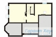 78-proekt.ru - Проект Одноквартирного Дома №109.  План Подвала