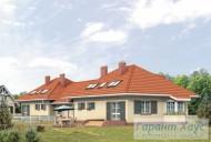 78-proekt.ru - Проект Двухквартирного Дома №24.  Вид №2