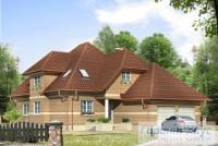 Проект одноквартирного дома № 62