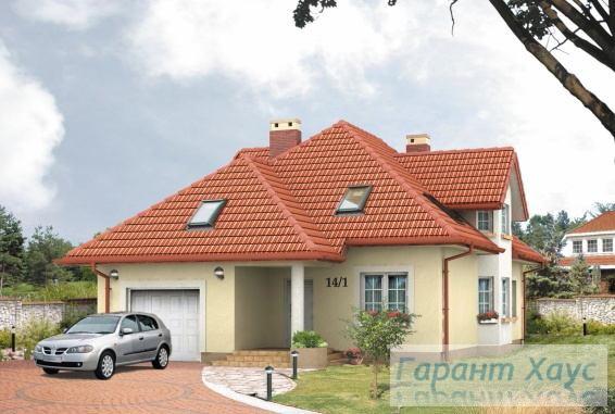 Проект одноквартирного дома № 315