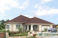 Проект одноквартирного дома № 53