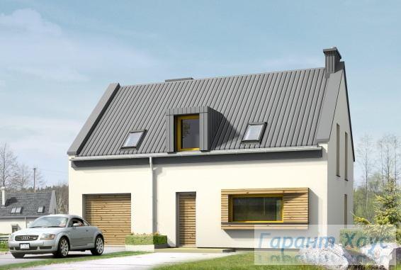 Проект одноквартирного дома № 313