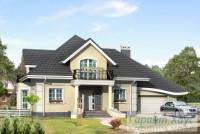 Проект одноквартирного дома № 116