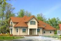 Проект одноквартирного дома № 38
