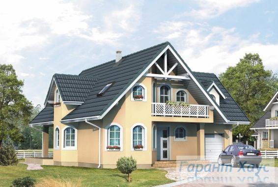 Проект одноквартирного дома № 86