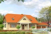 Проект одноквартирного дома № 31
