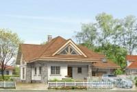 Проект одноквартирного дома № 311