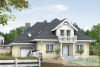 Проект одноквартирного дома № 200