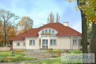 78-proekt.ru - Проект Одноквартирного Дома №15.  Вид №2