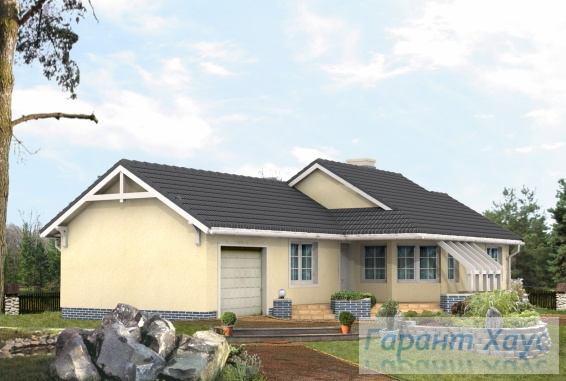 Проект одноквартирного дома № 280