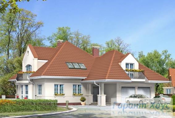 Проект одноквартирного дома № 215