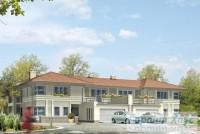 Проект двухквартирного дома № 11