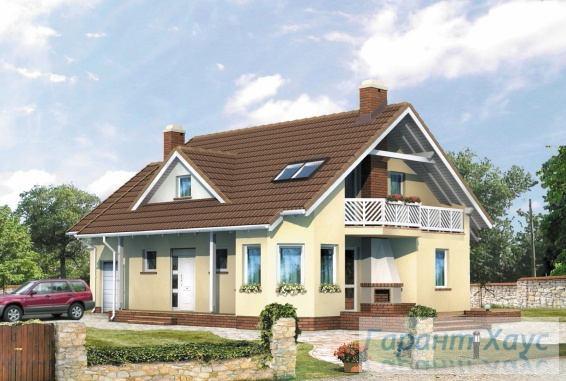 Проект одноквартирного дома № 167