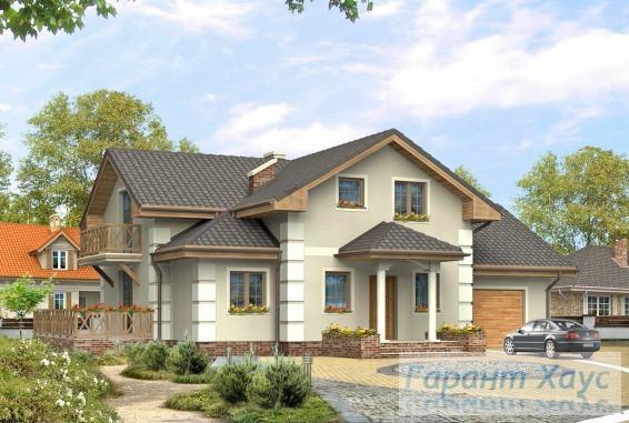 Проект одноквартирного дома № 227