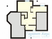 78-proekt.ru - Проект Одноквартирного Дома №328.  План Подвала