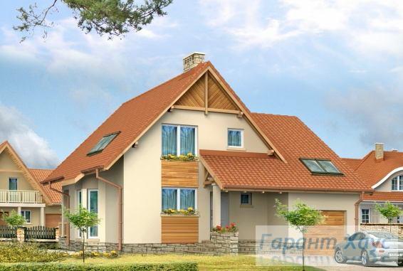 Проект одноквартирного дома № 340