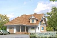 Проект одноквартирного дома № 192