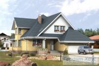 Проект одноквартирного дома № 253