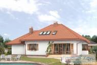 78-proekt.ru - Проект Одноквартирного Дома №125.  Вид №2