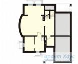 78-proekt.ru - Проект Одноквартирного Дома №146.  План Подвала