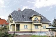 78-proekt.ru - Проект Одноквартирного Дома №264.  Вид №2
