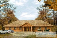 Проект одноквартирного дома № 235