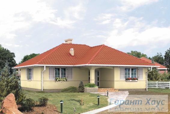 Проект одноквартирного дома № 219