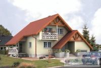 Проект одноквартирного дома № 306