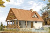 Проект одноквартирного дома № 289