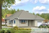Проект одноквартирного дома № 333