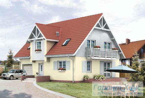 Проект одноквартирного дома № 234
