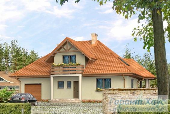 Проект одноквартирного дома № 65