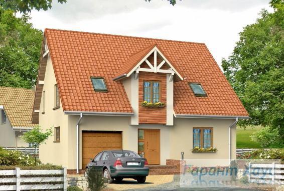 Проект одноквартирного дома № 233
