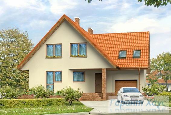 Проект одноквартирного дома № 295