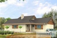 Проект одноквартирного дома № 258