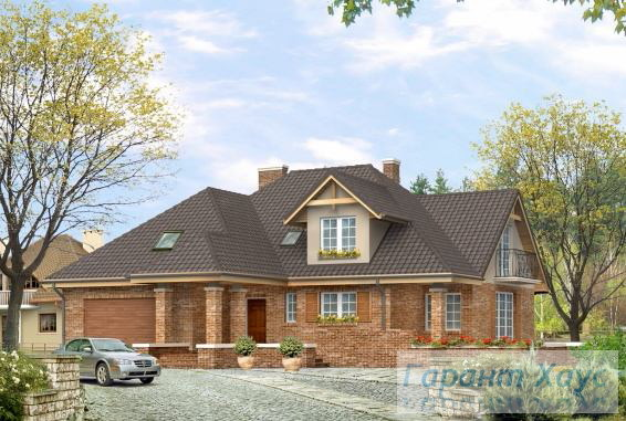 Проект одноквартирного дома № 246